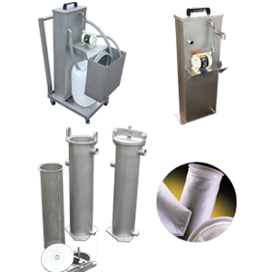 Filters and oil separators